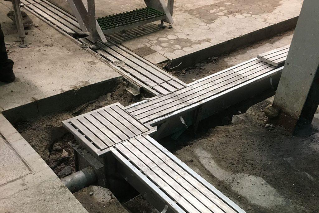 flooring groundworks