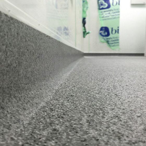 commercial resin flooring