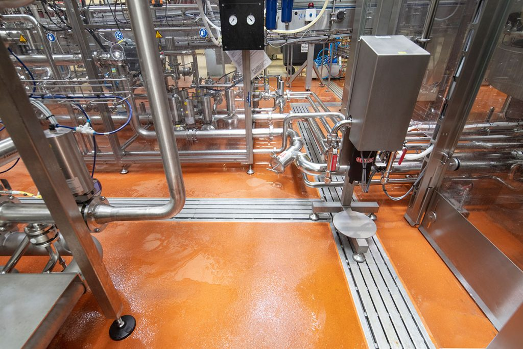 stainless steel drainage