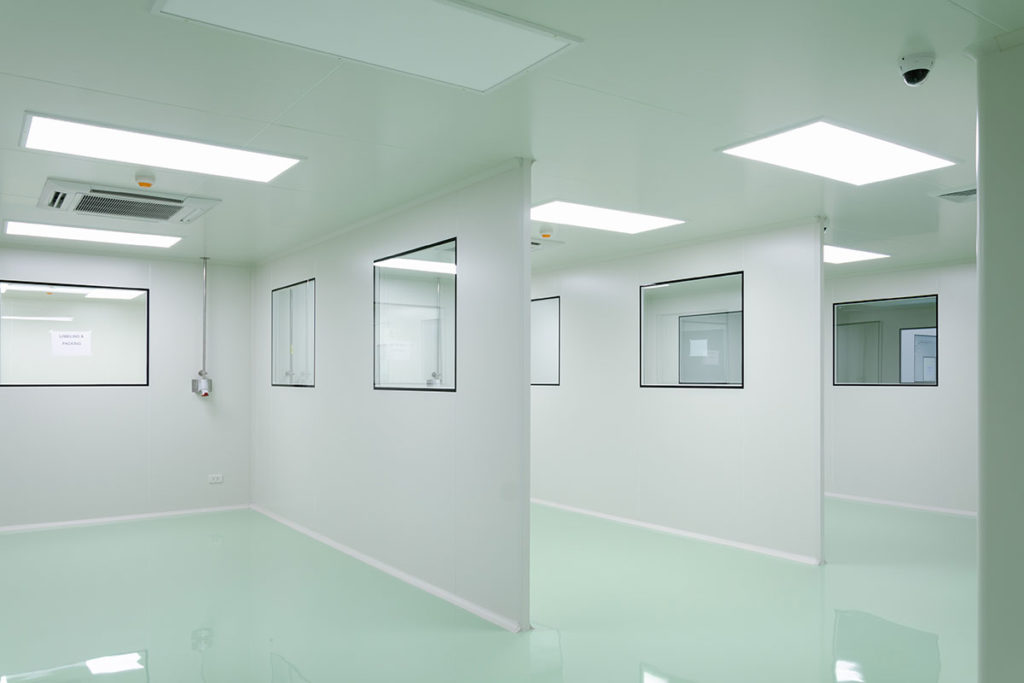 commercial wall finishes